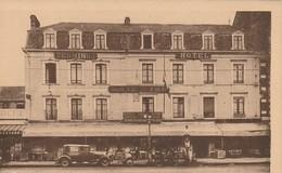 CPA SAINT-MALO 35 - TERMINUS HOTEL (Face à La Gare) - Saint Malo