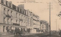 CPA SAINT-MALO 35 - LE TALARD LES HOTELS - Saint Malo