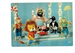 Cpm - TITUS Le Petit Lion - Le Grand YAKA MOSKA Singe CECI Et CELA - RTF N°5 Yvon - Pingouin Bonnet Clochette - Cómics