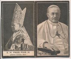 PAUS PIUS XI - ACHILLES RATTI  - DESIO BIJ MILAAN 1857 - ROME 1939 - Engagement