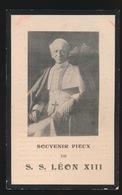 PAUS LEO XIII - JOACHIM PECCI - CARPINETO 1810  - ROME  1903 - Engagement