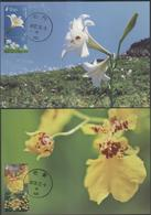 2018 Taiwan R.O.CHINA -Maximum Card.- Taichung World Flora Exposition Commemorative Issue (7Pcs.) - 1945-... Republic Of China