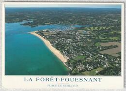 29 - La Forêt Fouesnant - Plage De Kerleven - Fouesnant