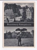 CP ALLEMAGNE BRAUNFCHWEIG Riddagshaufen - Braunschweig