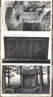 La Tragédie De Bande / Veillée De Noël 1944 (dépliant 5 Cartes Vues) - Nassogne