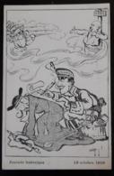 Francisco FERRER 13 Octobre 1909 - Satiriques