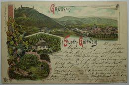 GRUSS Aus FURTH-GÖTTWEIG (Klein Wien) - Otros