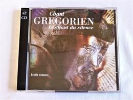 Chant Grégorien, Le Chant Du Silence, 2 CDs - Classique