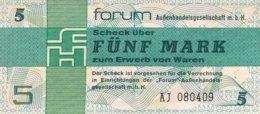 Germany East 5 Mark, P-FX3/Ro.369a/DDR-31 (1979) - UNC - [ 6] 1949-1990 : GDR - German Dem. Rep.