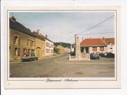 CP 08 GESPUNSART (centre Du Village Avec Voitures D'epoque) - France