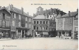 58    Decize        Place Saint-juste - Decize