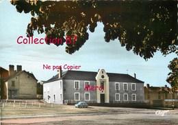 87 ☺♦♦ NEXON < LA MAIRIE - VOITURE AUTOMOBILE RENAULT 4 CV - N° 106-11  THEOJAC (10x15) - France