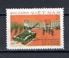 VIETNAM REPUBLIQUE   N° 53    NEUF SANS CHARNIERE COTE  3.20€    LIBERATION  SOLDATS - Vietnam
