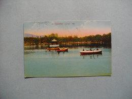 PUIGCERDA  -  Le Lac  - ESPAGNE - Spanien
