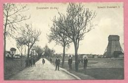 68 - ENSISHEIM - Schacht Ensisheim Ll - Puits De Mine - Mines De Potasse Alsace - Otros Municipios