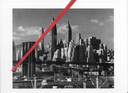 Photo - Andreas Feininger -  New York 1949 .. - Luoghi
