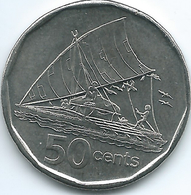 Fiji - 50 Cents - 2009 - KM122 - Fiji