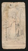 XVIIIsten BISSCHOP VAN BRUGGE - FRANCISCUS BOUSSEN - VEURNE 1774  - BRUGGE 1848  2 SCANS - Décès