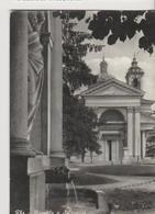 RHO PIAZZALE E SANTUARIO VEDUTA-VIAGGIATA--1956-FG-MT.3689 - Rho