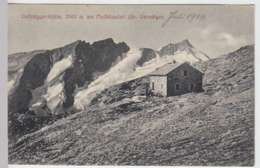 (35958) AK Großvenediger, Defreggerhaus, Feldpost 1914 - Ohne Zuordnung