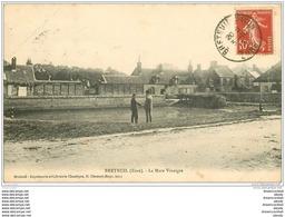 27 BRETEUIL. La Mare Vinaigre 1913 - Breteuil