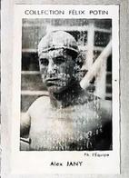 Alexandre Jany, Dit Alex Jany, Nageur  Water Polo -- 4ème Collection Photo Felix POTIN 1952 - Félix Potin