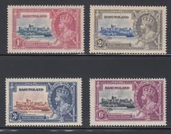 BASUTOLAND 1935 SILVER JUBILEE   SG 11/14 MLH   CV £11 - 1933-1964 Crown Colony