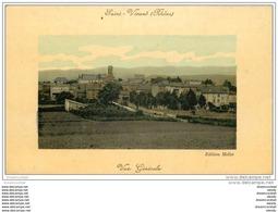 69 SAINT-VERAND. Vue Du Village. Edition Mellet - France