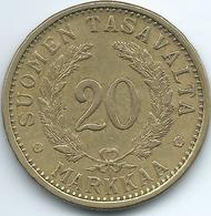 Finland - 20 Markkaa - 1939 - KM32 - Finland