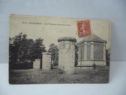 205.AUXERRE 89 YONNE LA TURBINE HYDRAULIQUE CPA NORDMANN ÉDITEUR AUXERRE - Auxerre