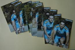 CYCLISME: CYCLISTE : EQUIPE AUBER 93 2005 COMPLETE - Ciclismo