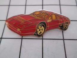 1216a Pin's Pins / Beau Et Rare / THEME : AUTOMOBILES / Grand Pin's FERRARI F40 ROUGE - Ferrari