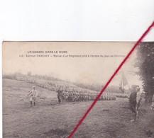 CP 62 -  CARENCY  - LA GUERRE DANS LE NORD  - Revue D'un Régiment; Cité à L'odre Du Jour De L'Armée - Unclassified