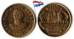Paraguay - 100 Guaranies 1995 (UNC) - Paraguay