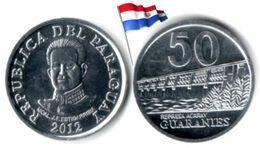 Paraguay - 50 Guaranies 2012 (UNC) - Paraguay