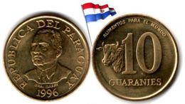 Paraguay - 10 Guaranies 1996 (UNC) - Paraguay