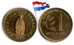 Paraguay - 1 Guarani 1993 (UNC) - Paraguay