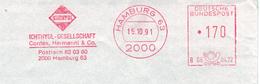 Ichthyol Cordes Hermanni - 2000 Hamburg 1991 - Ammoniumbituminosulfonat - Medizin