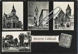 Braine- L' Alleud  (  15 X 10.5 Cm  Ecrit Avec Timbre ) - Braine-l'Alleud