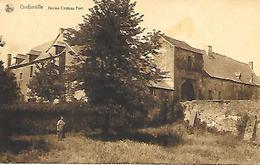 CPA / AK / PK   -  GODARVILLE   Ancien Château Fort - Chapelle-lez-Herlaimont