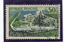 TIMBRE FRANCE VARIETES N° 1314, Sans Les Péniches Et La Digue - France