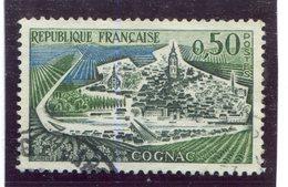 TIMBRE FRANCE VARIETES N° 1314, 1 Péniche Sur 3 - France