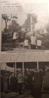 DOMENICA DEL CORRIERE 1913 ORBASSANO CUMIANA LA MARSAGLIA MONDOVI' PIAZZA MONTEDORO - Sonstige