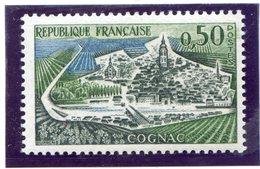 TIMBRE FRANCE VARIETES N° 1314, Sans Les 3 Péniches - France