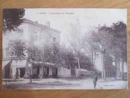 Bron . Carrefour Du Vinatier - Bron
