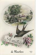 Amitiés De BOURLERS - Courrier De 1951 - Chimay