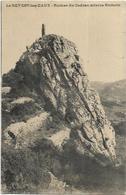 83.TOULON.   LE REVEST LES EAUX.  ROCHER DU CADRAN SOLAIRE ROMAIN - Toulon