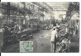 USINE - Atelier De Précision De La VILLE GOZET à MONTLUCON Allier (1905) - VENTE DIRECTE X - Montlucon