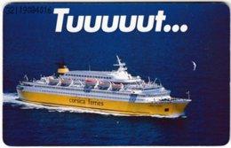 GERMANY S-Serie B-413 - Traffic, Ship (3211) - Used - Germany