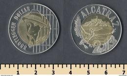 Alcatraz Island 1 Dollar 2013 - Münzen